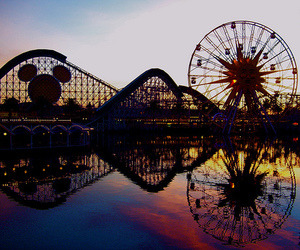 disney, photography, and disneyland image