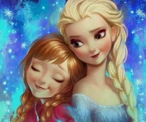 art, princess, and disney image