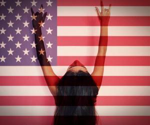 america, american flag, and fashion image