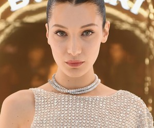 model, bella hadid, and fashion image