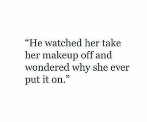 quotes and makeup image