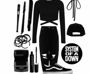 alternative, edgy, and fashion image