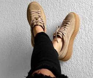 shoes, puma, and style image