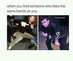 band, meme, and twenty one pilots image