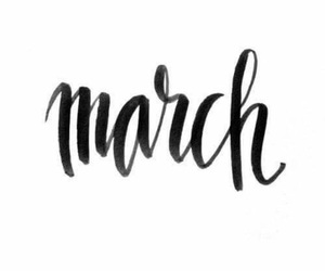 march, month, and spring image