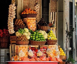 fruit and shop image