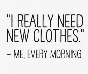 clothes, me, and quotes image