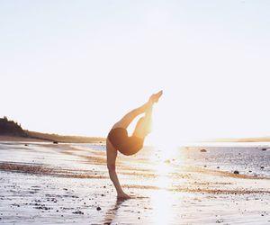 ballet, inspiration, and rhythmic gymnastics image