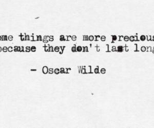 quotes, oscar wilde, and precious image