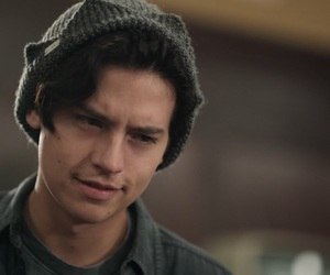 scene, cole sprouse, and riverdale image