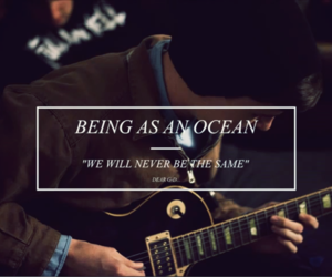 metal, music, and being as an ocean image