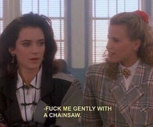 Heathers, movie, and quotes image