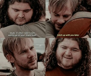 Dominic Monaghan, Jorge Garcia, and lost image