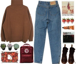 fashion, look, and lookbook image
