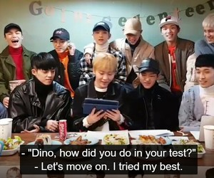 funny, kpop, and Seventeen image