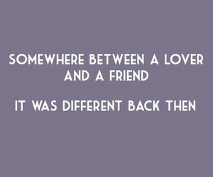 friend, lover, and quote image
