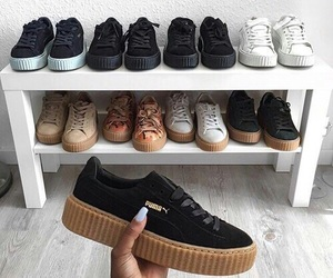 puma, shoes, and rihanna image
