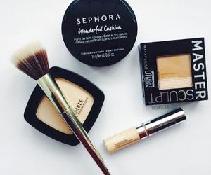 cosmetics, cream, and makeup image