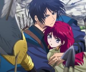 anime, akatsuki no yona, and yona image