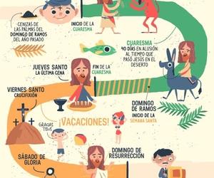 jesus, semana santa, and cuaresma image