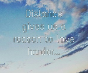 distance, quote, and quotes image
