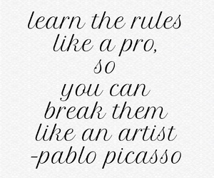 art, bad ass, and Pablo Picasso image