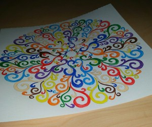 bunt, drawing, and love it image