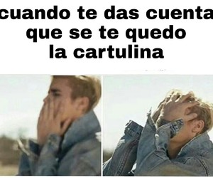 funny, justin bieber, and chistes image