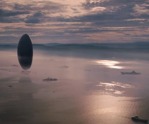 alien, arrival, and landscape image