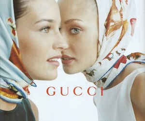 gucci, fashion, and model image