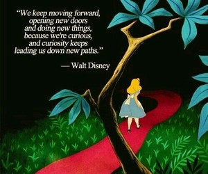 disney, quote, and alice in wonderland image