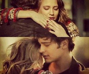 medcezir, yaman, and love image
