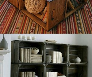crate, ideas, and diy image