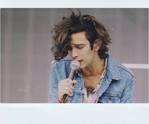 band, the 1975, and matty healy image