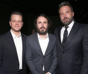 actors, Ben Affleck, and Casey affleck image