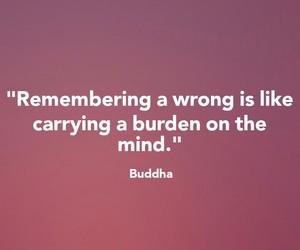 Buddha, life, and mistake image