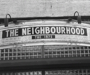 the 1975, the neighbourhood, and music image