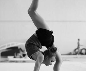 dance, gymnastics, and ballet image