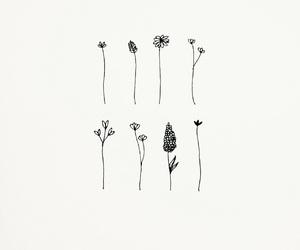 art, drawing, and minimalism image