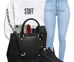 fashion, Polyvore, and str8_savage image
