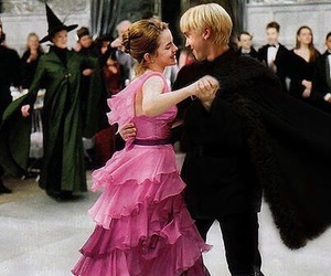 harry potter, dramione, and hermione granger image