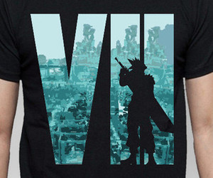 anime, clothing, and cloud strife image