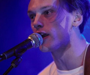 Jamie Campbell Bower and counterfeit image