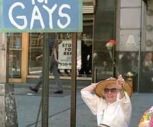 gay, grandma, and lgbt image