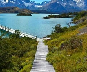 montagne, paysage, and argentine image