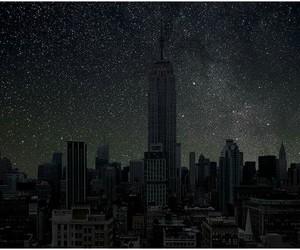 stars, city, and new york image