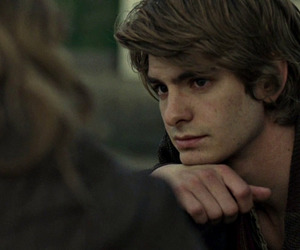 love, andrew garfield, and never let me go image