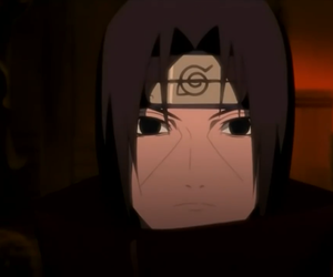 anime, itachi, and naruto shippuden image