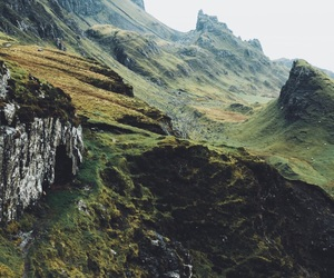 nature, mountains, and rock image