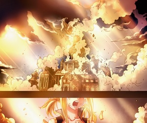 fairy tail, lucy heartfilia, and anime image